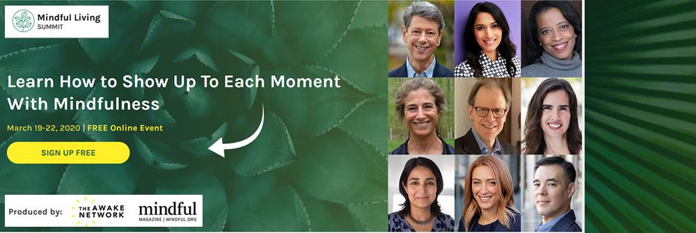 Mindful Living Summit 19. – 22. März